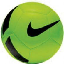 Nike Team Training Football Green/Black - Size 3, 4, 5 (1)